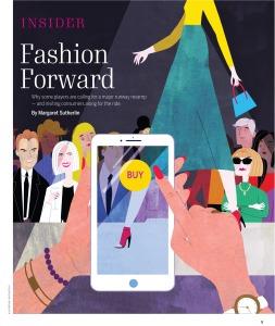 Fashion Forward, Feb. 2016