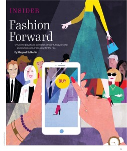 Fashion Forward, Feb. 2016