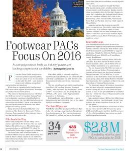 Footwear pac