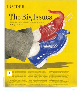 The Big Issues March 2016