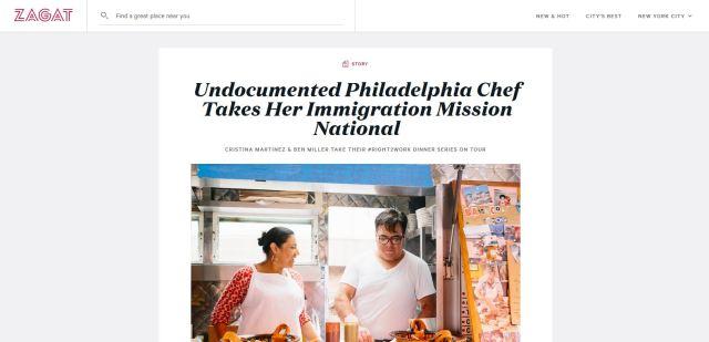 Philadelphia Barbacoa Immigration Dinner